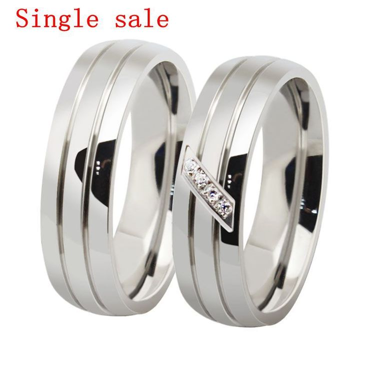 Find More Rings Information about fashion 2014 CZ couple rings for men women wedding jewelry silver plated jewelry single sale,High Quality couple ring box,China ring men Suppliers, Cheap ring from NY jewelry (no min order) on Aliexpress.com