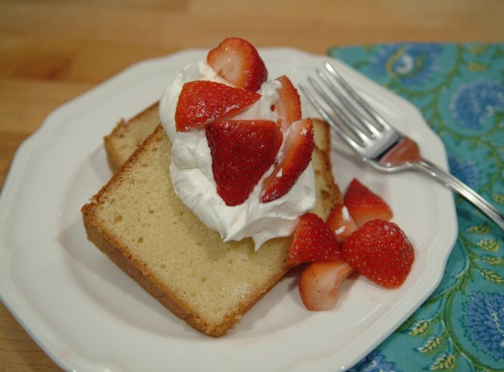 Healthy Cake Recipes With Sour Cream