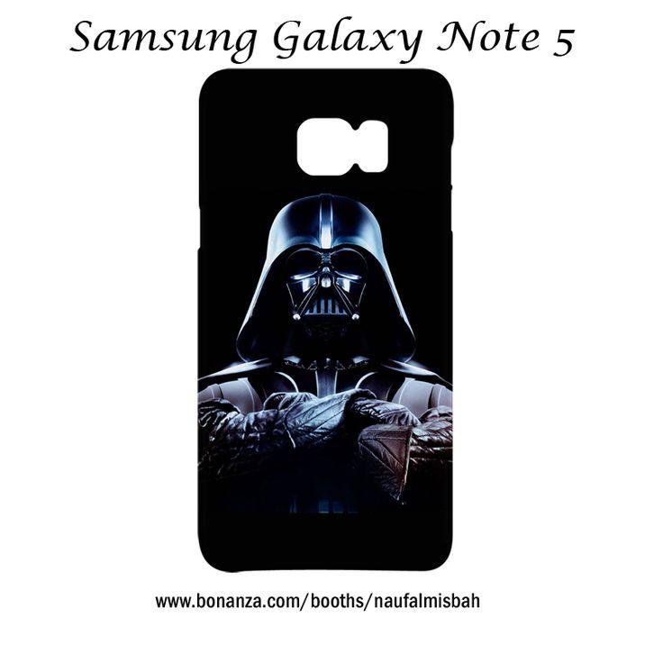 Darth Vader Samsung Galaxy Note 5 Case Cover Wrap Around
