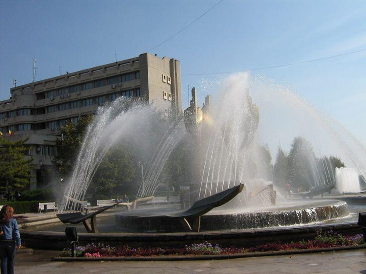 Orasul Braila, Romania.