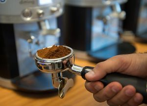IBA 2015, Messegelände München, Halle A 4, COFFEE WORLD, Kaffee