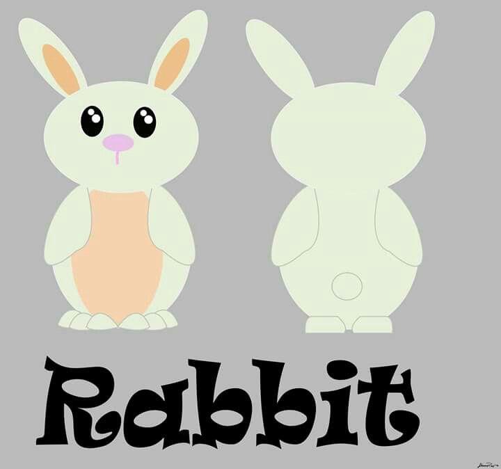 Vectoriel rabbit