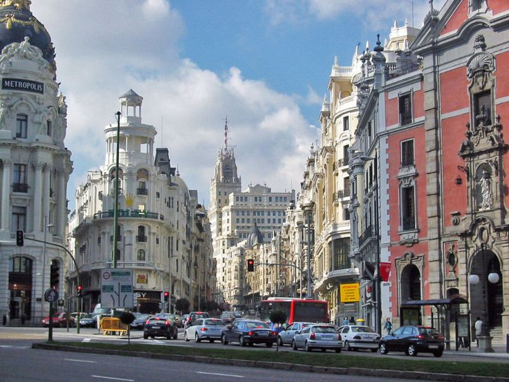 Madrid, Spain. One of these days...