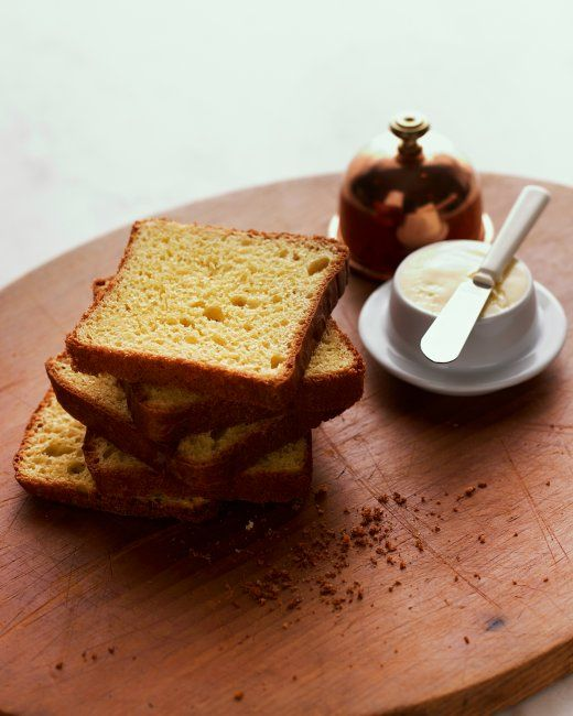 Martha Stewart's Sally Lunn Bread (similar to a brioche.. great for sandwiches, french toast)