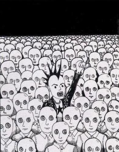 X-TUDO: Década a Década 70s: O movimento Punk e uma nova idéia de Revolução