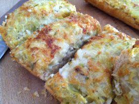 SourdoughNative: Ultimate Cheesy Artichoke Bread
