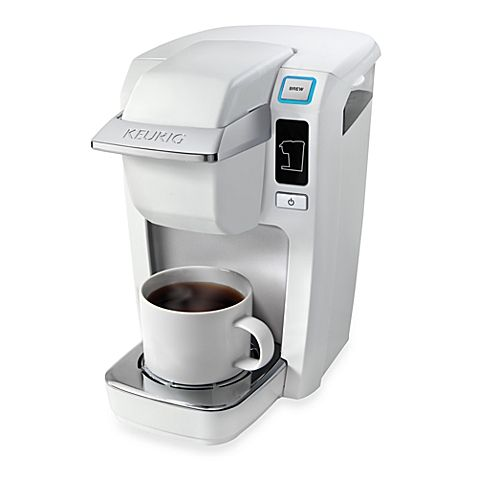 Keurig® K10/K15 Mini Plus Brewing System in Black