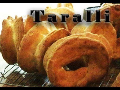 Taralli - Celebrate Easter Italian Style! - YouTube