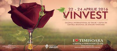 EconBooking.com: Vinvest 2016 la Timisoara