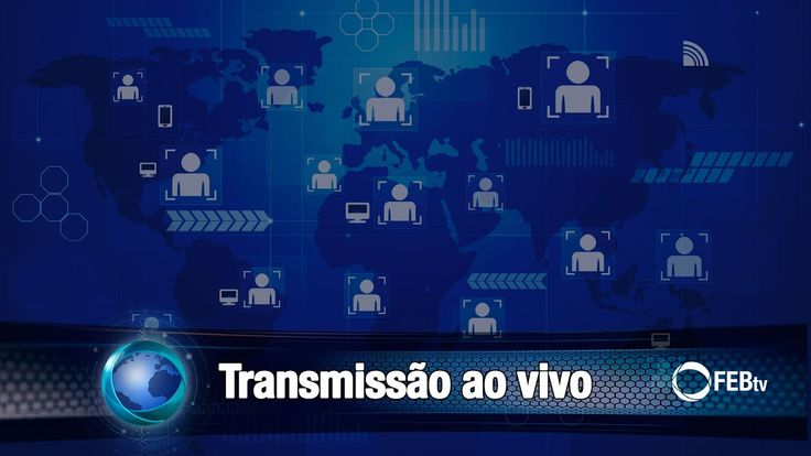 """AGORA, AO VIVO! """"O amor e a missão do espírito imortal."""" - Alírio de Cerqueira Filho. Confere. AO VIVO: 6º Congresso Espírita de Mato Grosso"""