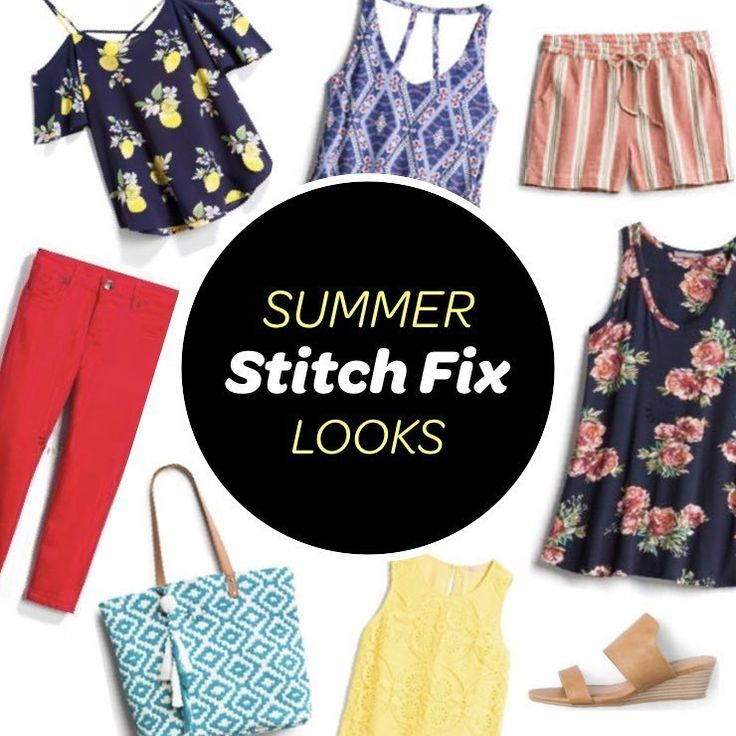 Shop Summer Stitch Fix Looks *now* — right here. See the Summer Stitch Fix Outfits Review 2019 Looks, examples of Stitch Fix outfits and accessories and cute looks for women and moms. Plus Stitch Fix alternatives you can buy immediately. Tons of cute summer outfits!