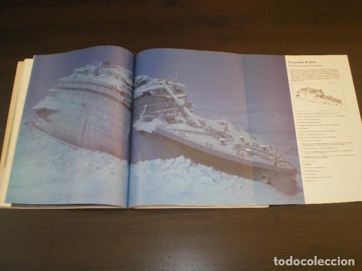 El Descubrimiento del Titanic de Robert Ballard