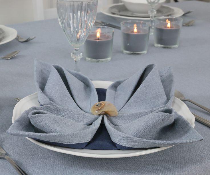 Die besten 25 servietten falten elegant ideen auf - Servietten falten modern ...