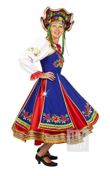 Кострома - женский костюм