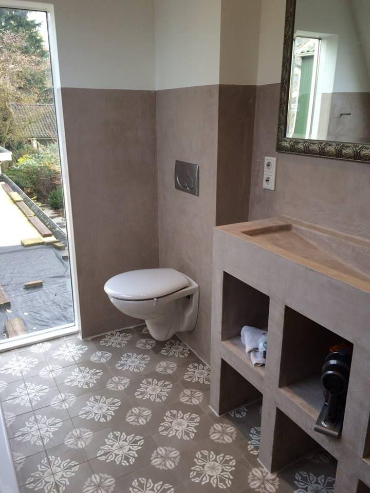 17 beste afbeeldingen over stoopen meeus stuc deco granito belgian tadelakt beton cir - Deco voor terras ...