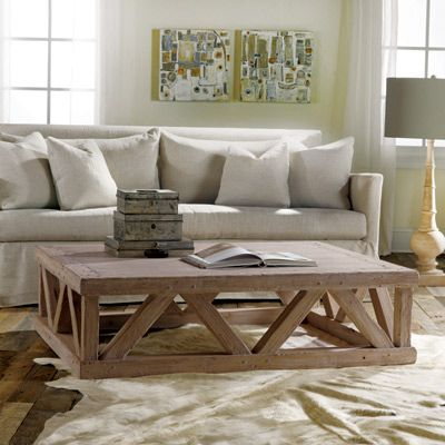 I like the design of the coffee table. I would like to make a smaller version for the guest bedroom for the kid's computer.