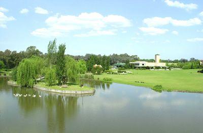 La estancia San Ceferino se encuentra ubicada en Open Door, limite entre Pilar  y Lujan, a solo 70 Km. de Buenos Aires. Con acceso a traves de la  ruta  Panamericana, ramal Pilar,  y por el Acceso Oeste.