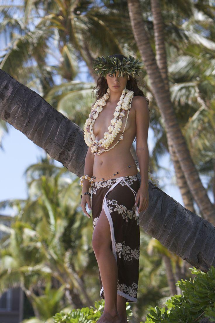 #Letarte Tahitian flower love skirt