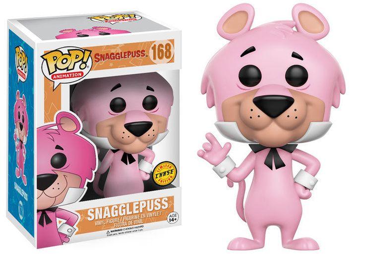 Funko POP! Animation Hanna & Barbera SNAGGLEPUSS CHASE Variant RARE!!!