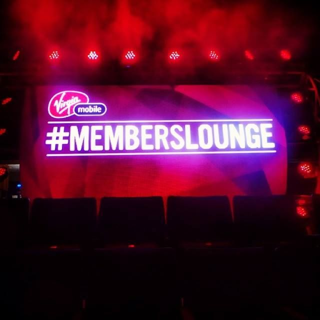 Check out #MEMBERSLOUNGE to score BIG at our upcoming festivals and shows.