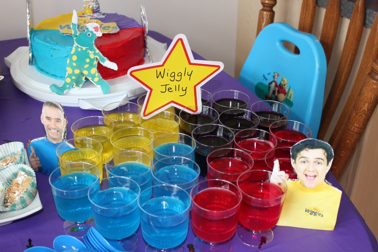 10 Images About Wiggles Themed Birthday On Pinterest