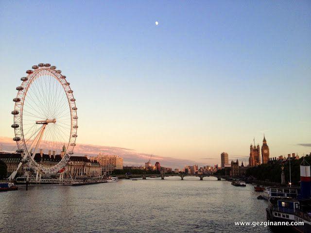 Gezgin Anne: Londra'da Yapılacaklar Listesi...