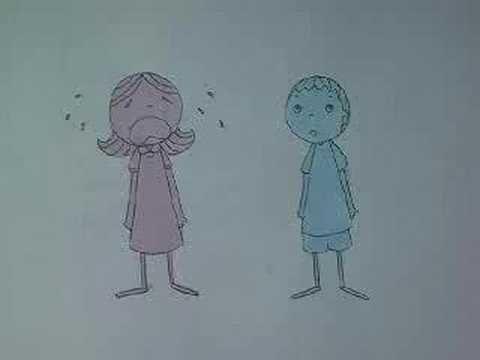 Girl and Boy