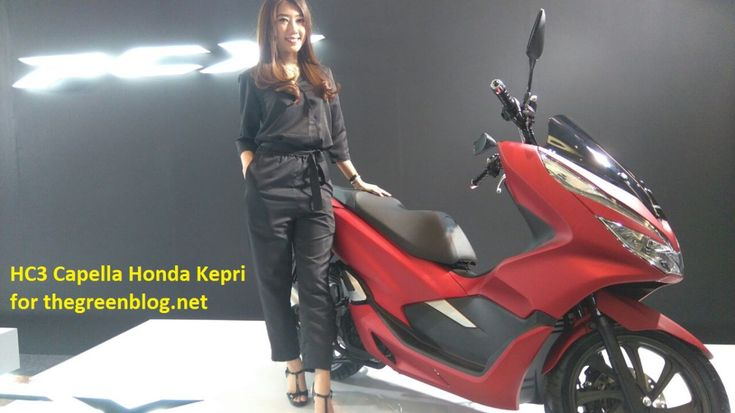 AHM Banderol All New Honda PCX Produksi Indonesia dengan Harga Rp 27,7 Juta OTR Jakarta