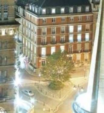 The Heights   Saint Georges Hotel 14 Langham Place W1B 2QS   Restaurants and cafés   Time Out London
