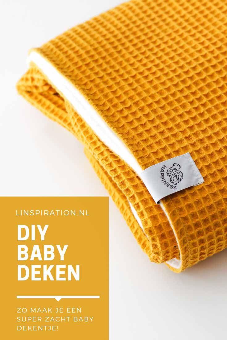 Machen Sie Ihre eigene Babydecke   – kleding maken