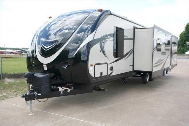 2016 New Keystone Bullet Premier 34BH - Ultra Lite Travel Trailer in Texas TX.Recreational Vehicle, rv, FAMILY ADVENTURES... BEGIN HERE!