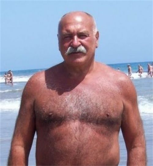 chest gay hairy male sex