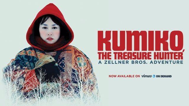 Kumiko, The Treasure Hunter from Amplify Releasing