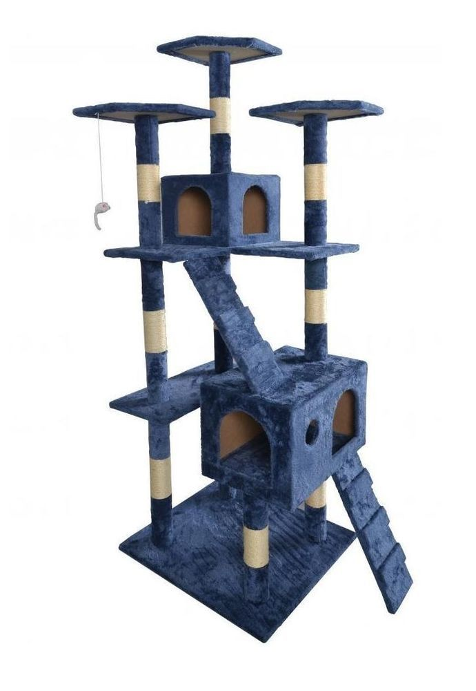 #Cat #Scratcher #Big #Play #Tree #Tower #Furniture #House Kitty Cats Kitten #Nails #Nail