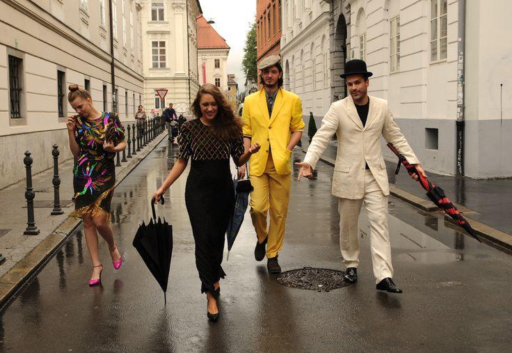 styling by Divas Vintage, Ljubljana