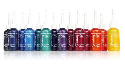 13,90e Absolut Violet - Fantasy Color 110ml « Fantasy Color Gloss « Hiustuotteet 24h Näitä myydään mm Hairlekiinissä myös