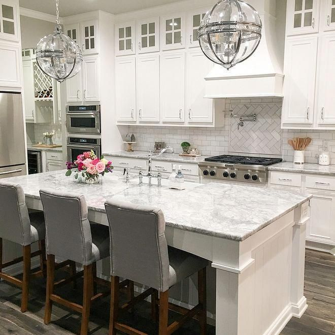 53 Best White Kitchen Designs: Helpful Reference Related To Kitchen Colorful Decor