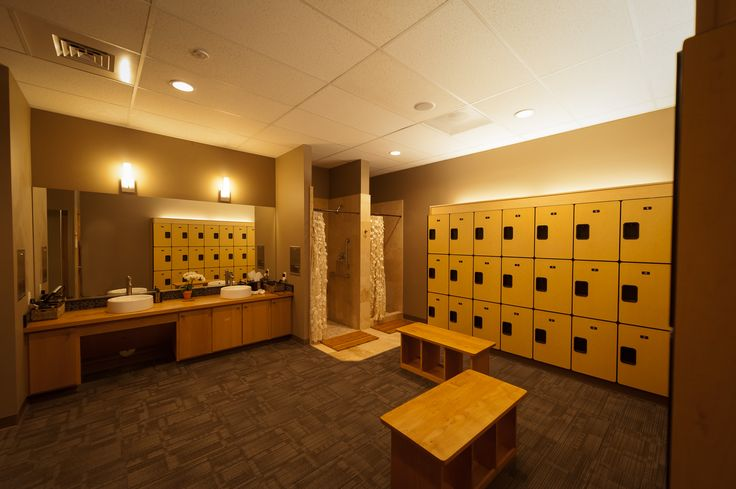 Radiance Power Yoga Studio Bathrooms Commercial Architecture