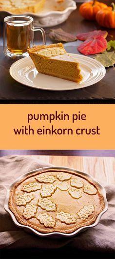 Pumpkin-pie-with-einkorn-crust-Beets-'n-Bones-blog