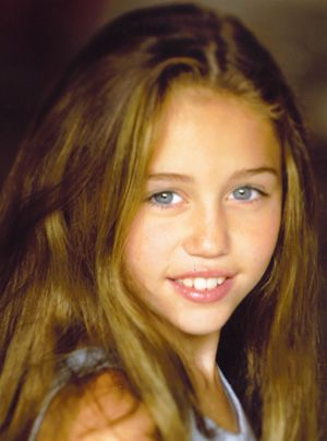 Miley Cyrus from the Beginning