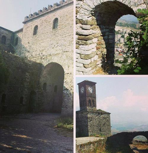 Scenes from inside the Gjirokastër castle in Albania (Photos: Jo Piazza) http://yhoo.it/1BRJG4x