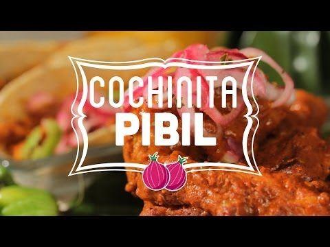 ¿Cómo preparar Cochinita Pibil? - Cocina Fresca - YouTube
