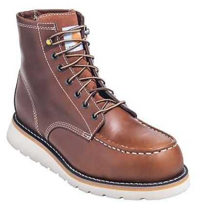 Carhartt Top Quality Wedge Work Boots for Every WorkingPerson | WorkingPerson.me