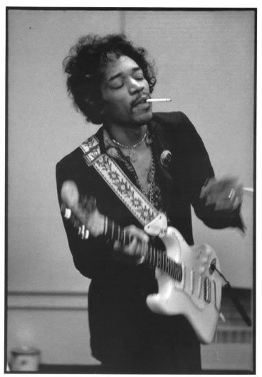 Jimi By Linda McCartneyman He Looks Effed Up In This