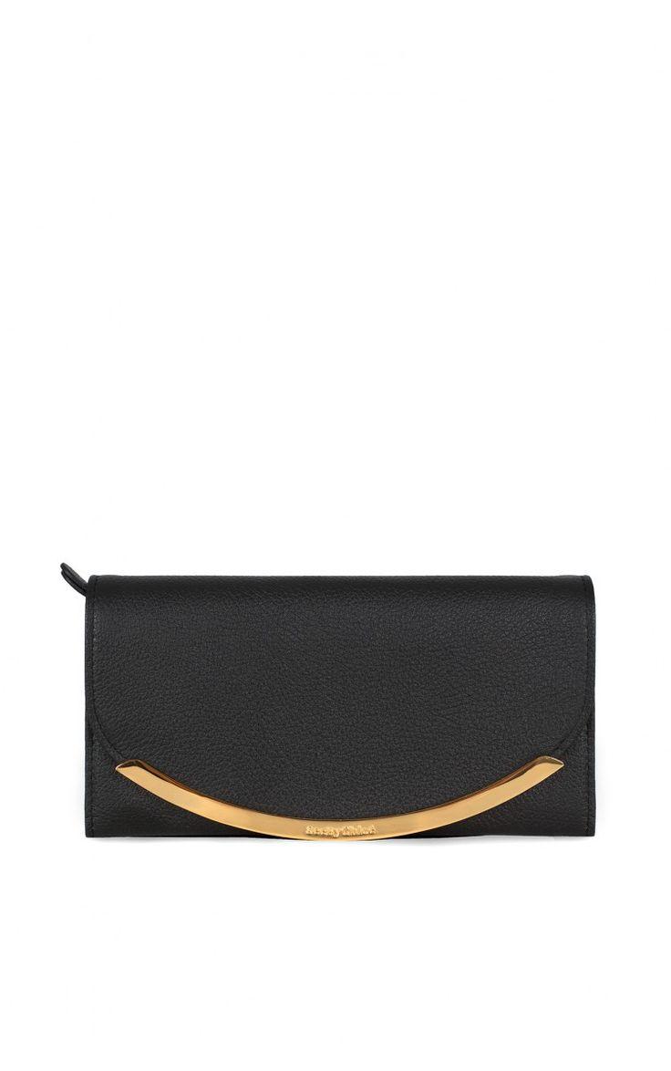 Plånbok 9P7581 BLACK - See by Chloé - Designers - Raglady