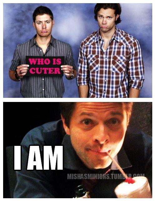Haha.  It's funny b/c it's true.