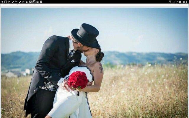 Spettacolo i miei sposi!!!