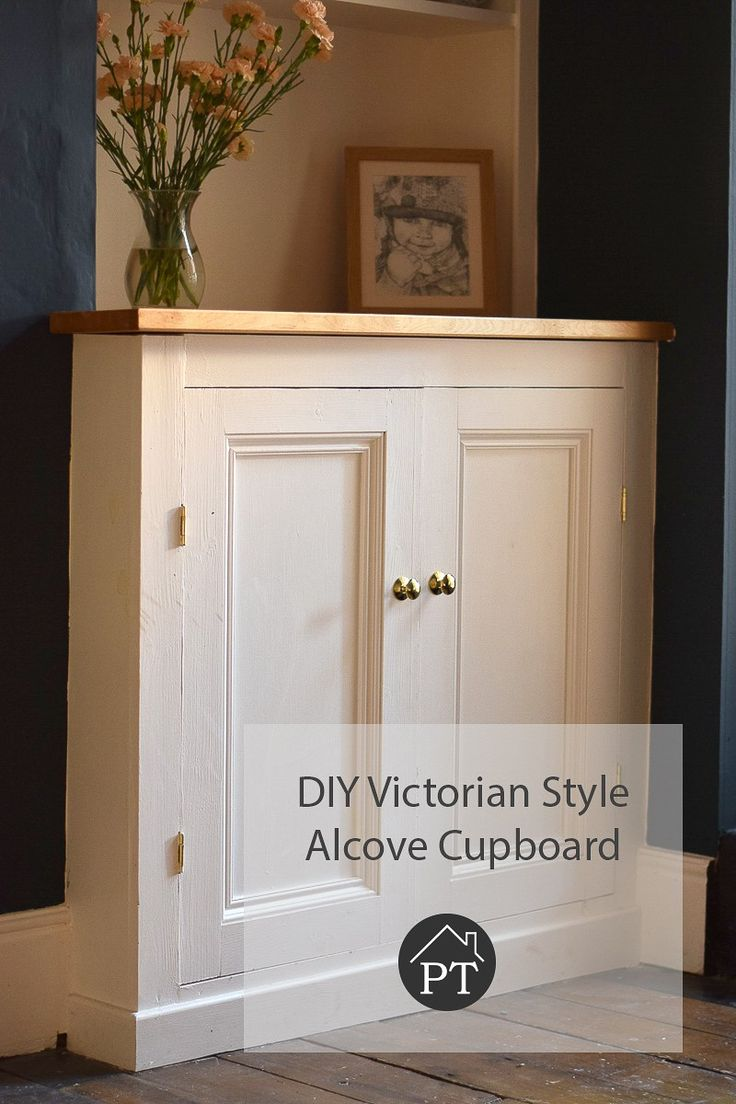 DIY Alocove Cupboard