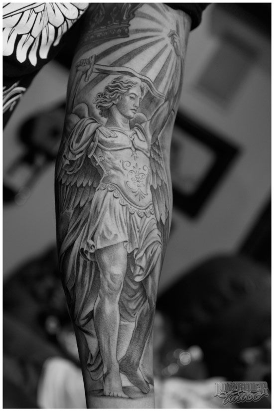 possible inner forearm of sleeve