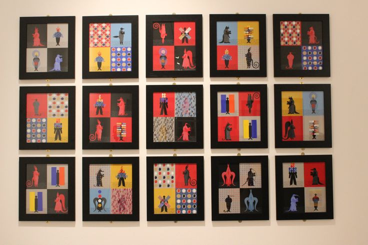 "Allestimento mostra ""Grisha Bruskin. Alefbet: alfabeto della memoria"". #grishabruskin #querinistampalia #exhibition #russianart #contemporaryart"
